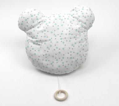 Coussin musical pour bébé à personnaliser - Bébés Bulles • Bébés Bulles • Bébés Bulles