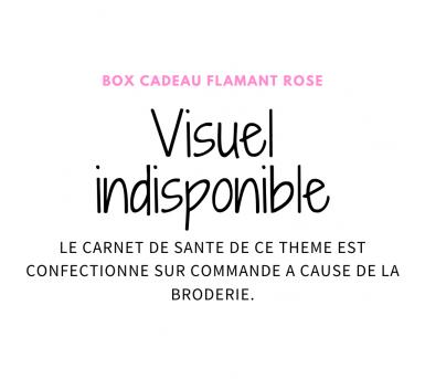 BOX cadeau • Thème Flamant rose • Bébés Bulles